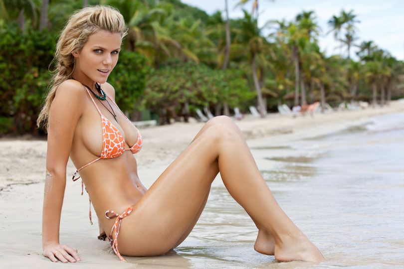 Version Brooklyn decker sexy